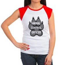 Animal Control Officer Women's Cap Sleeve T-Shirt