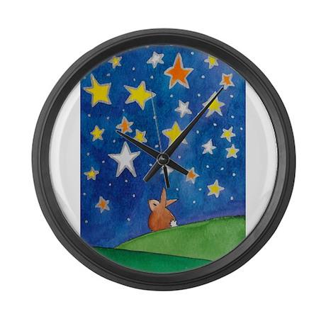 Beautiful Night Large Wall Clock