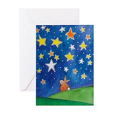 Beautiful Night Greeting Card