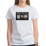 Beware of community organizer Women's T-Shirt