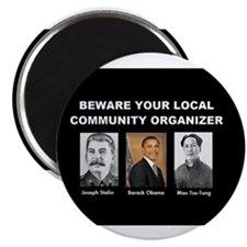 Beware of community organizer Magnet