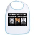 Beware of community organizer Bib