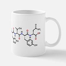 Ashtyn name molecule Mug