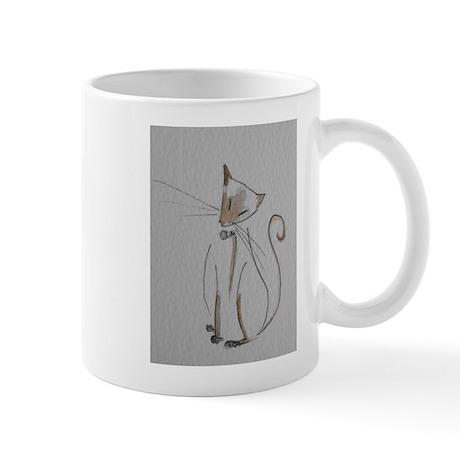 Simply Siamese Mug