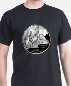 California Quarter T-Shirt