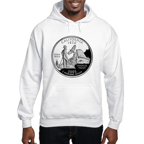 California Quarter Hooded Sweatshirt