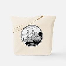 California Quarter Tote Bag
