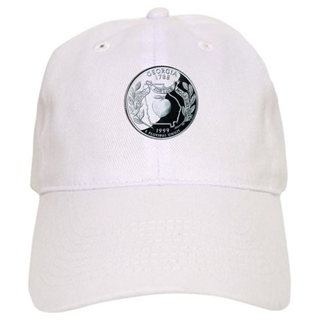 Georgia Quarter Cap