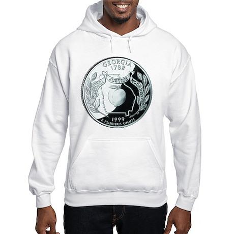 Georgia Quarter Hooded Sweatshirt