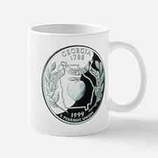 Georgia Quarter Mug
