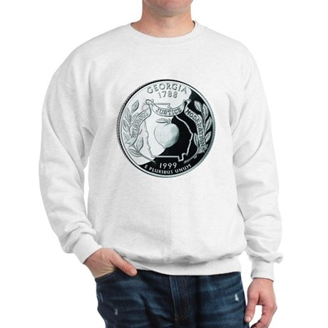 Georgia Quarter Sweatshirt