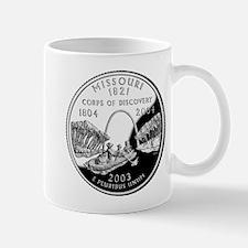 Missouri Quarter Mug