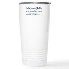 dada (daddy) Travel Mug