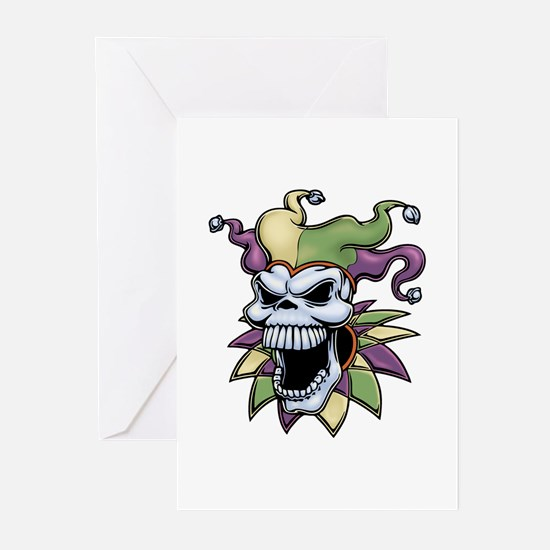 Jester II Greeting Cards (Pk of 10)
