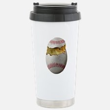 Softball Chick Thermos Mug