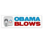 Obama Blows Bumper Sticker (50 pk)