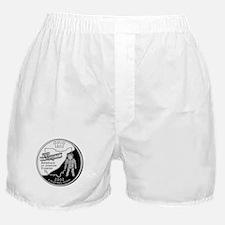 Ohio Quarter Boxer Shorts
