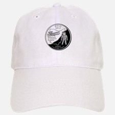 Ohio Quarter Baseball Baseball Cap