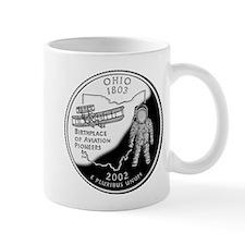 Ohio Quarter Mug