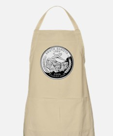South Dakota Quarter Apron