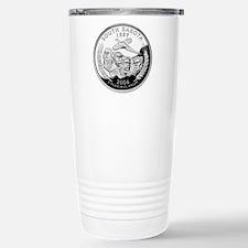 South Dakota Quarter Travel Mug