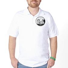 Wisconsin Quarter T-Shirt