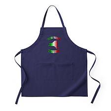 New York Italian Apron (dark)