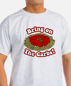 Bring on the Carbs T-Shirt