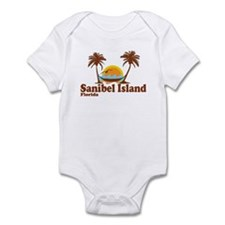 Sanibel Island FL Infant Bodysuit
