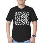 Mesmerizing Men's Fitted T-Shirt (dark)