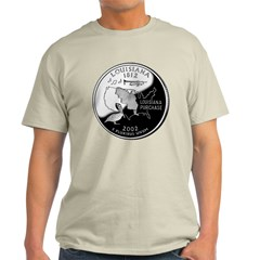 Louisiana Quarter T-Shirt