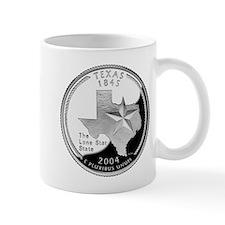 Texas Quarter Mug
