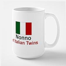 Italian Twins-Nonno Mugs