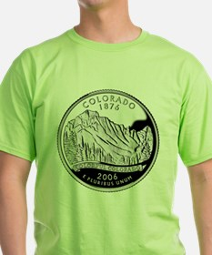 Colorado Quarter T-Shirt