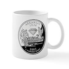 Arkansas Quarter Mug