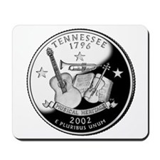 Tennessee Quarter Mousepad