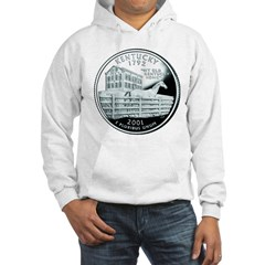 Kentucky Quarter Hooded Sweatshirt