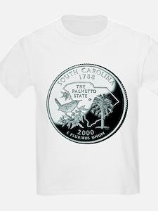 South Carolina Quarter T-Shirt