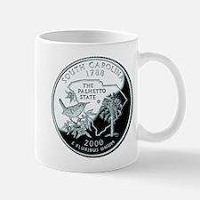 South Carolina Quarter Mug