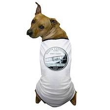 North Carolina Quarter Dog T-Shirt