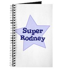 Super Rodney Journal