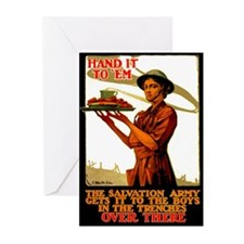 Hand It To Them Greeting Cards (Pk of 10)