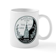 Maryland Quarter Mug