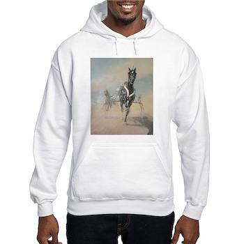 HARNESS Hooded Sweatshirt