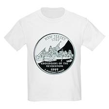 New Jersey Quarter T-Shirt