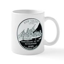New Jersey Quarter Mug
