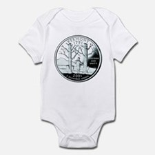 Vermont Quarter Infant Bodysuit