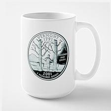 Vermont Quarter Mug