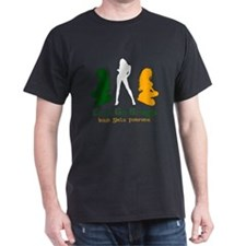 Irish Girls Forever Risque T-Shirt