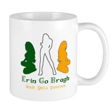 Irish Girls Forever Risque Mug